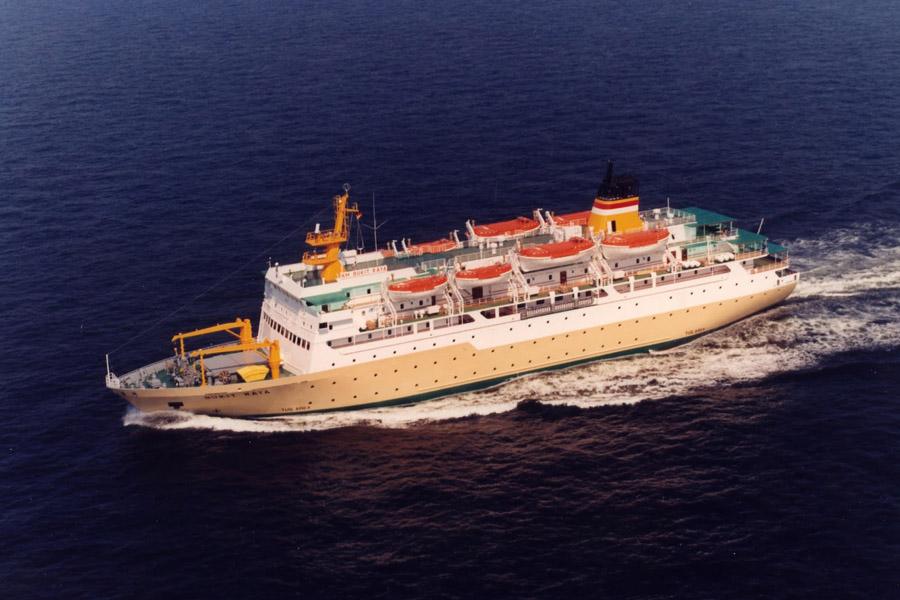 jasa expedisi laut murah