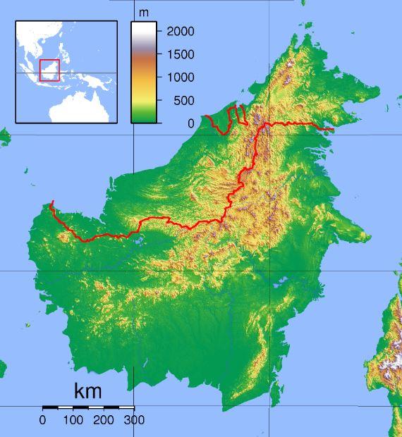 Pengiriman Barang Kalimantan