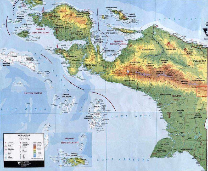 Pengiriman Barang Papua