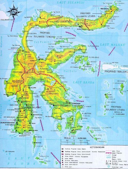 Pengiriman Barang Sulawesi