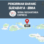 Pengiriman Barang Surabaya Bima