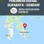 Pengiriman Barang Surabaya Kendari