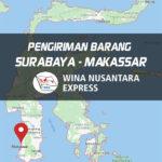 Pengiriman Barang Surabaya Makassar