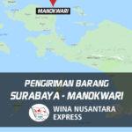 Pengiriman Barang Surabaya Manokwari