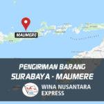 Pengiriman Barang Surabaya Maumere