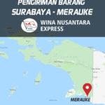 Pengiriman Barang Surabaya Merauke