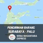 Pengiriman Barang Surabaya Palu
