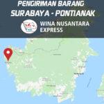 Pengiriman Barang Surabaya Pontianak