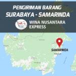 Pengiriman Barang Surabaya Samarinda