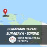 Pengiriman Barang Surabaya Sorong