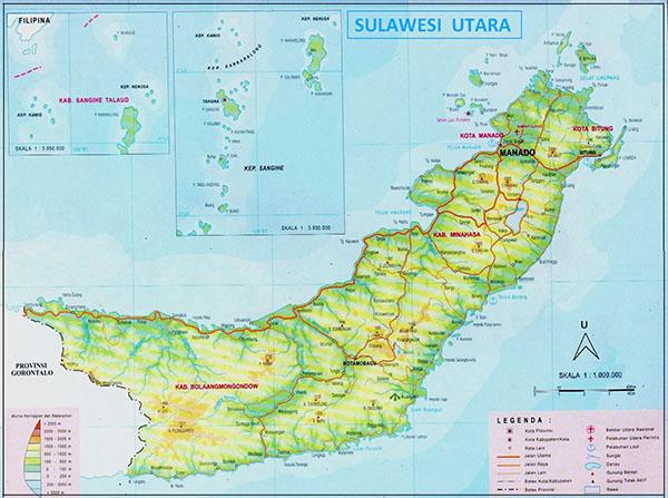 pengiriman barang surabaya ke sulawesi utara