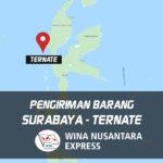 Pengiriman Barang Surabaya Ternate