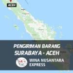 Pengiriman Barang Surabaya Aceh