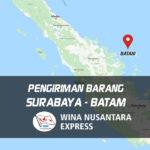 Pengiriman Barang Surabaya Batam