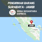 Pengiriman Barang Surabaya Jambi