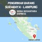 Pengiriman Barang Surabaya Lampung