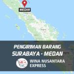 Pengiriman Barang Surabaya Medan