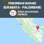 Pengiriman Barang Surabaya Palembang