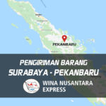 Pengiriman Barang Surabaya Pekanbaru