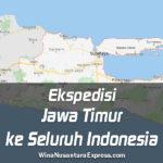 Ekspedisi dari Jawa Timur ke Seluruh Kota & Pulau di Indonesia
