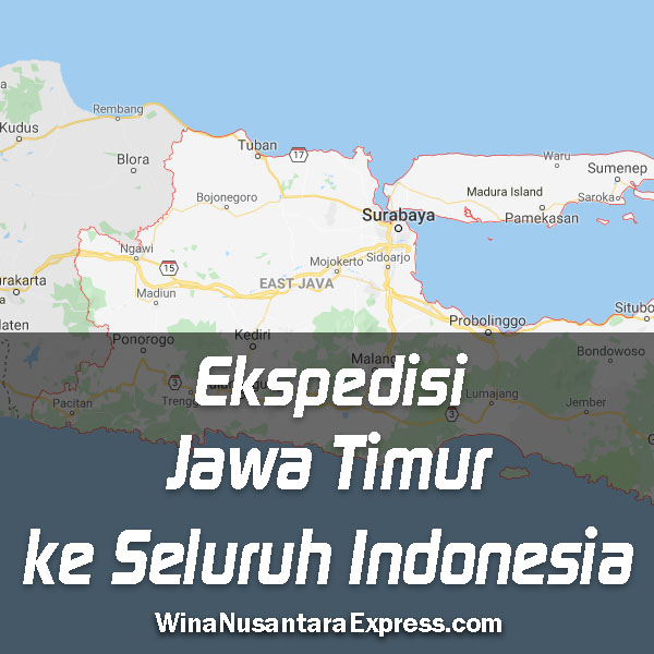 Ekspedisi Dari Jawa Timur