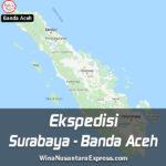 Ekspedisi Surabaya Banda Aceh