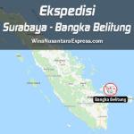 Ekspedisi Surabaya Bangka Belitung