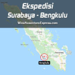 Ekspedisi Surabaya Bengkulu