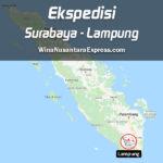 Ekspedisi Surabaya Lampung