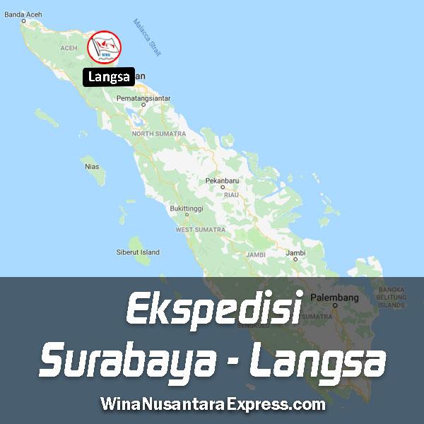 Ekspedisi Surabaya Langsa