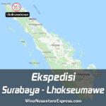 Ekspedisi Surabaya Lhokseumawe