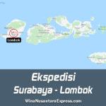 Ekspedisi Surabaya Lombok