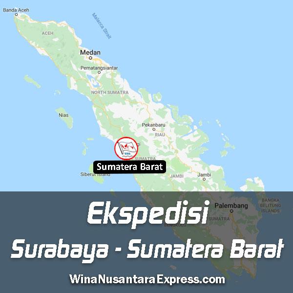 Ekspedisi Surabaya Sumatera Barat