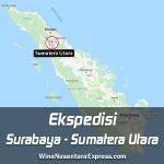 Ekspedisi Surabaya Sumatera Utara