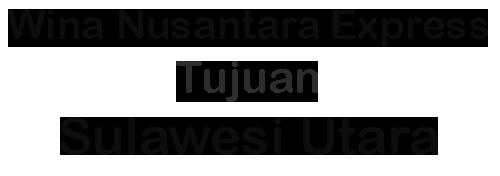 Ekspedisi ke Sulawesi Utara