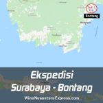 Ekspedisi Surabaya Bontang