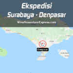 ekspedisi surabaya denpasar