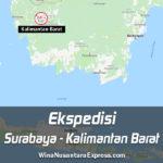 Ekspedisi Surabaya Kalimantan Barat