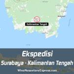 Ekspedisi Surabaya Kalimantan Tengah