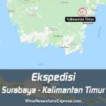 Ekspedisi Surabaya Kalimantan Timur