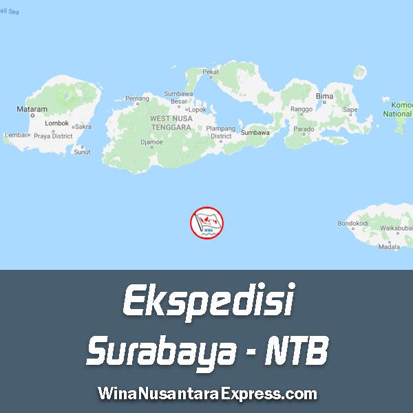 ekspedisi surabaya ntb