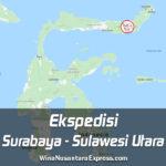 Ekspedisi Surabaya Sulawesi Utara